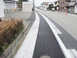 下川原茂木根線道路改良工事